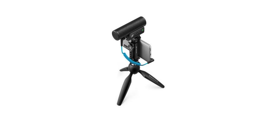 Мікрофон Sennheiser MKE 400 Mobile Kit