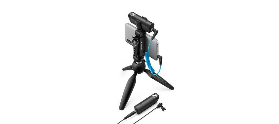 Бездротова мікрофонна система Sennheiser XSW-D Portable Lav Mobile Kit