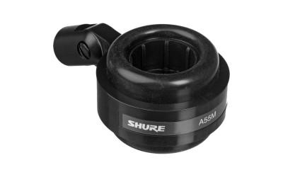 Микрофонный держатель SHURE A55M (шарнирный) для микрофонов с коническим корпусом
