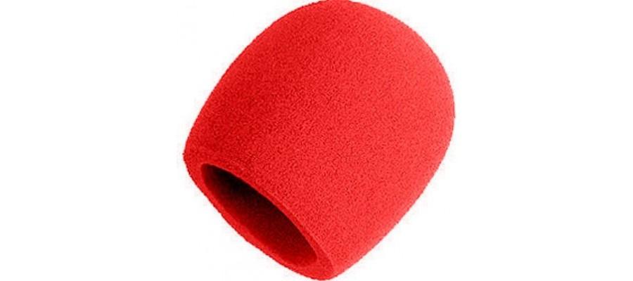 ВетрозащитаSHURE A58WS RED