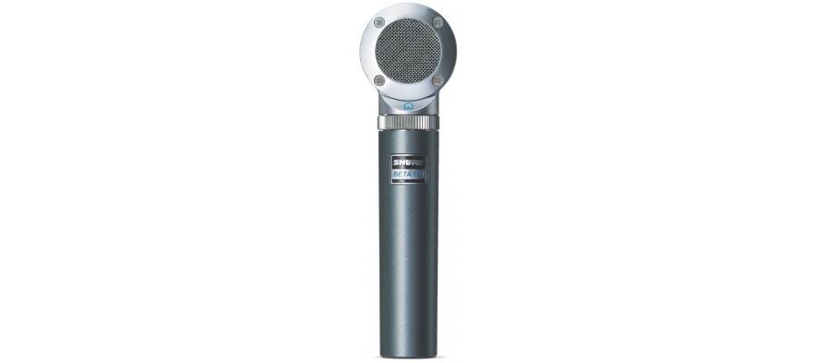 Инструментальный микрофон SHURE BETA181/C