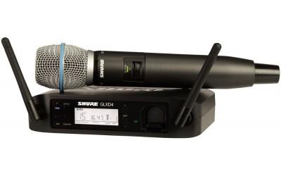 Цифровая радиосистема SHURE GLXD24/B87A