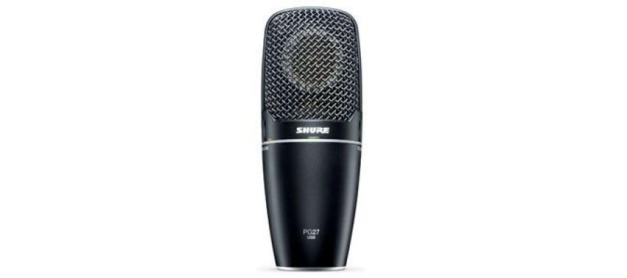 Студийный микрофон SHURE PG27USB