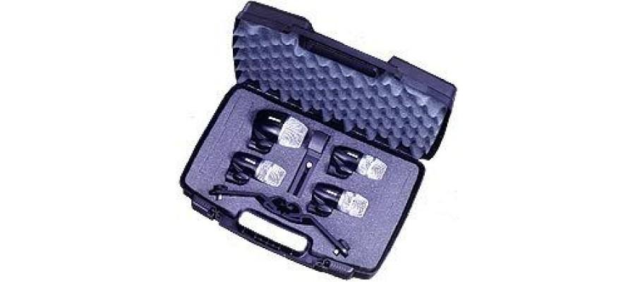 Комплект микрофонов SHURE PG DMK 4 XLR