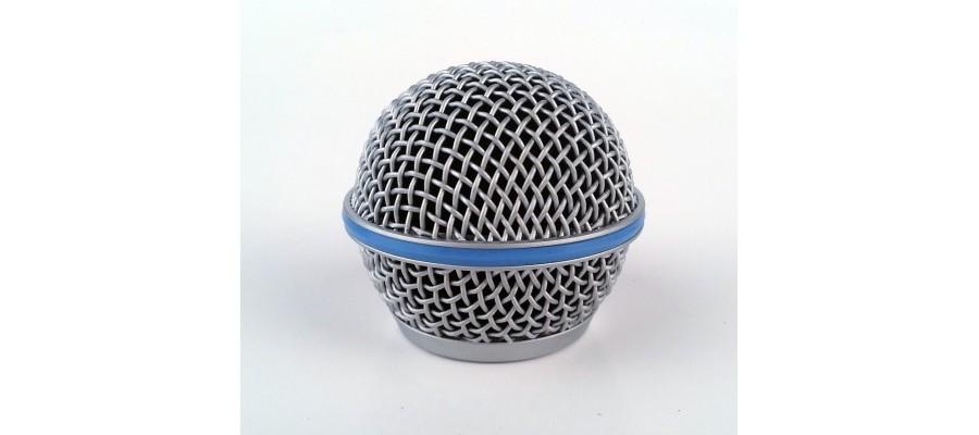 Сменная решотка SHURE RK265G микрофонов