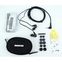 Наушники звукоизолирующие мини SHURE SE215-CL