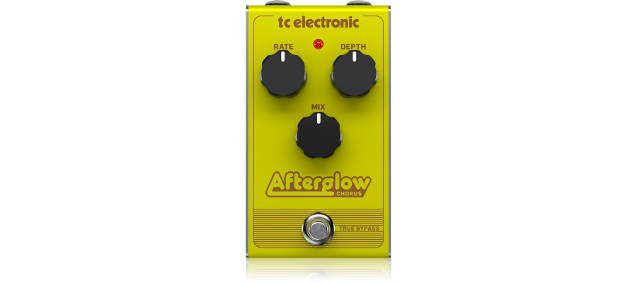 Педаль эффектов TC Electronic AFTERGLOW CHORUS