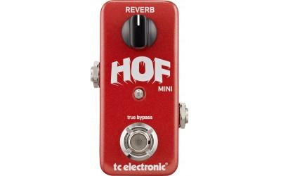 Педаль реверберации TC Electronic HOF Mini Reverb