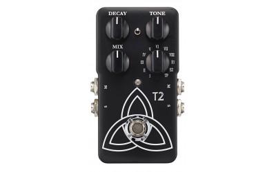 Гитарная педаль реверберации TC ELECTRONIC T2