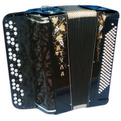 Акустические баяны и аккордеоны