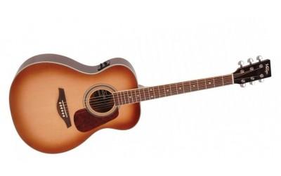 Гитара электроакустическая VINTAGE VE300SB