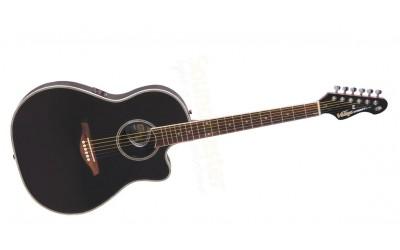 Гитара электроакустическая VINTAGE VR6BK