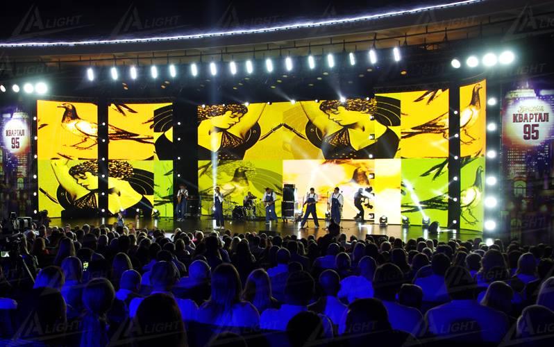 Фестиваль «Весело» от Квартал-95 в Турции
